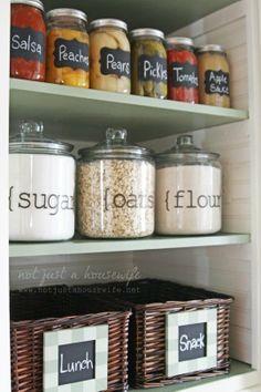 Where Should I Begin To Organize My Kitchen?