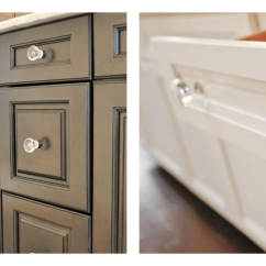 Kitchen Pulls And Knobs Deep Sink Choosing New Cabinet Hardware Handles Crystal