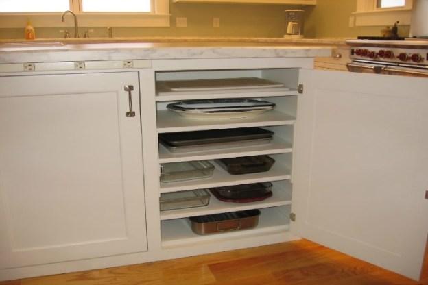10 super clever kitchen storage ideas