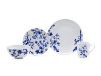 White and Blue Dish Sets - From Casual to Elegant