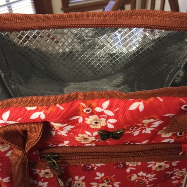 Insulated Lunch Tote for Women