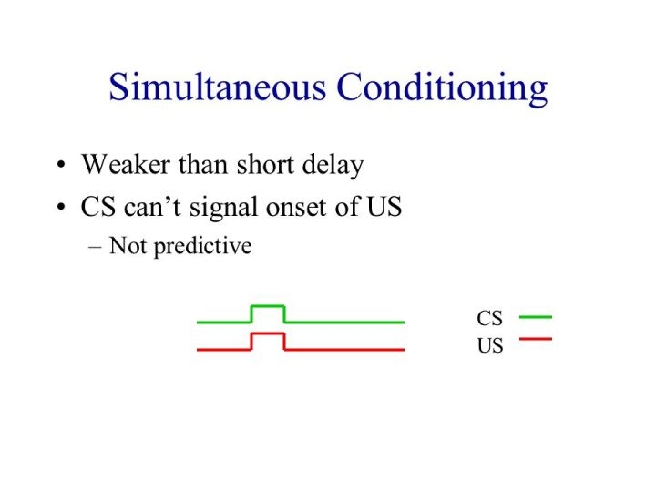 simultaneous-conditioning