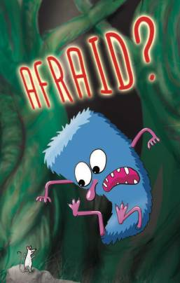 Afraid - EnglishPrintable Tract