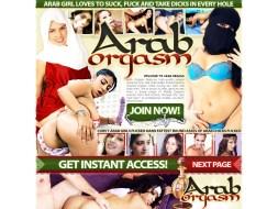 Arab Orgasms