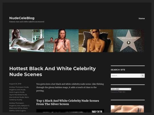 Nude Celeb Blog