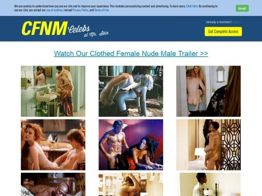 Celebrity CFNM