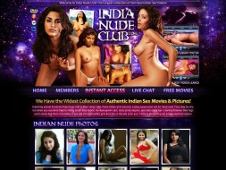 Indian Nude Club