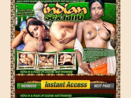 Indian Sex Land