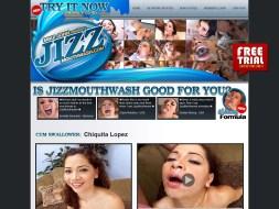 Jizz Mouthwash