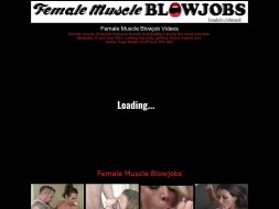 Muscle Blowjobs