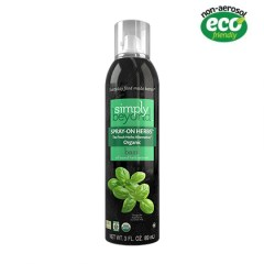 Simply Beyond Spray-on Organic Herbs - Basil