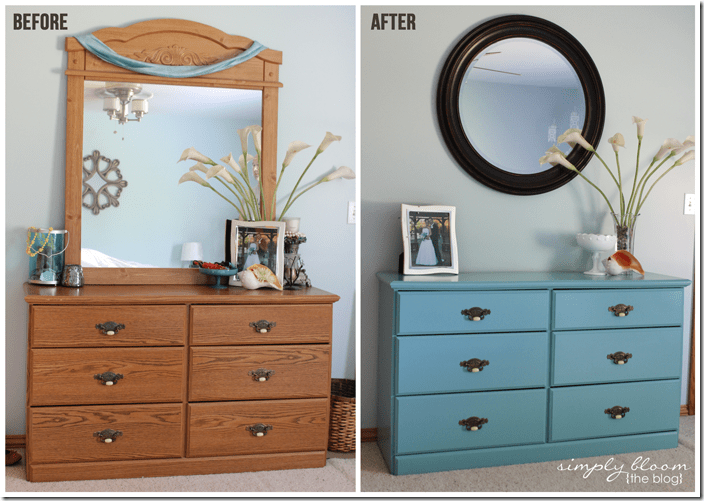 Peachy Laminate Dresser Makeover With Homemade Chalk Paint Download Free Architecture Designs Barepgrimeyleaguecom