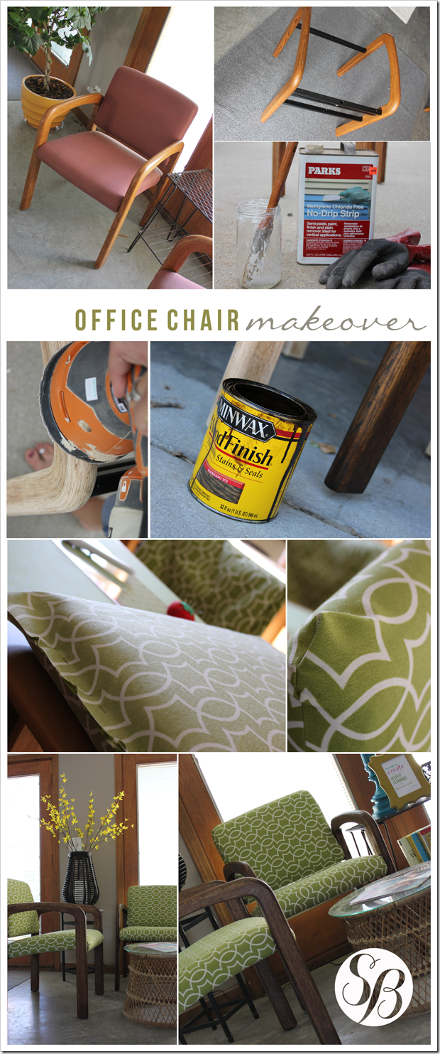 office chair makeover. Chair-Makeover Office Chair Makeover