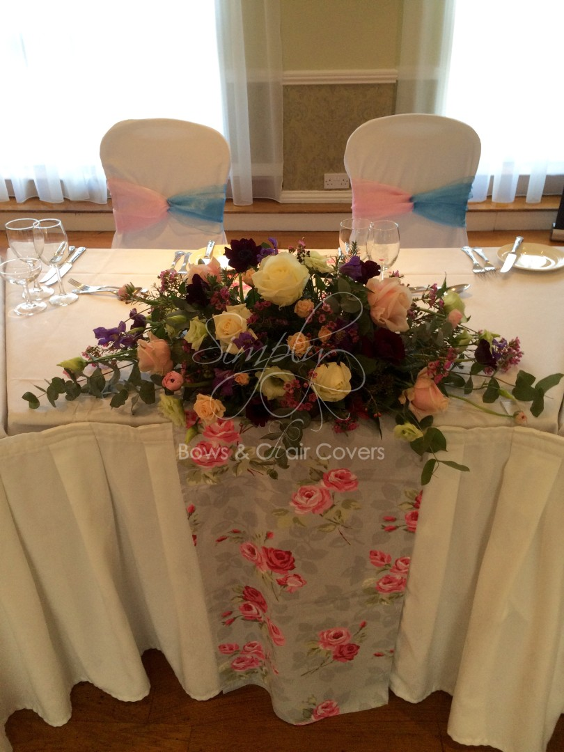 wedding chair covers and bows south wales cosco zebra high design ideas organza hire - simply &