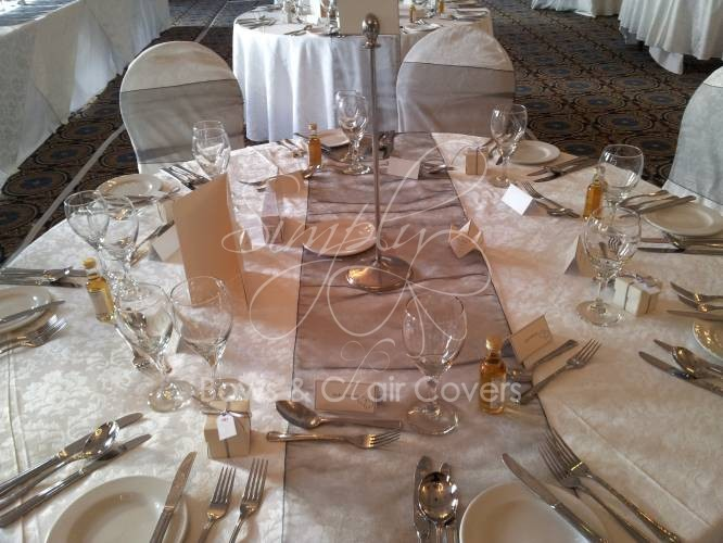 wedding chair covers and bows south wales ski lift swing planning aberdeen - gallery thainstone house simply ...
