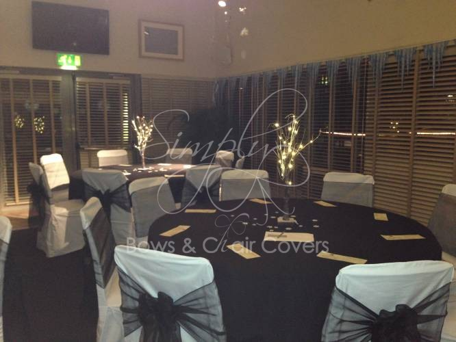 simply bows and chair covers newcastle best sleeper wedding planning essex - gallery benton hall golf & country club ...