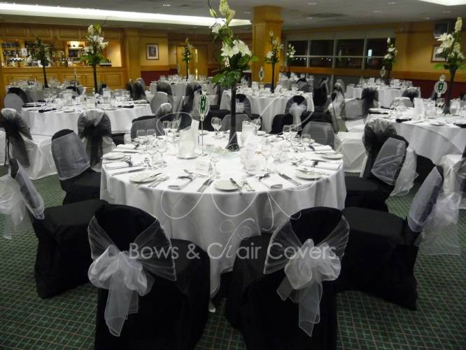 simply bows and chair covers newcastle race office wedding planning gateshead click to enlarge
