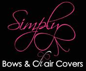 simply bows and chair covers newcastle revolving dealers in vadodara wedding chiavari hire logo representing