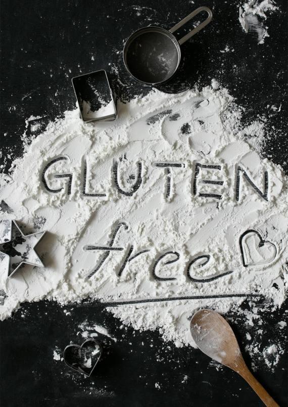 無麩質烘焙常用的5種材料與使用心得