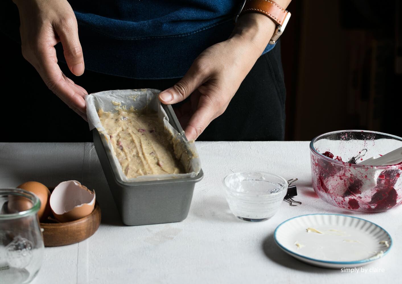 無麩質烘焙-磅蛋糕