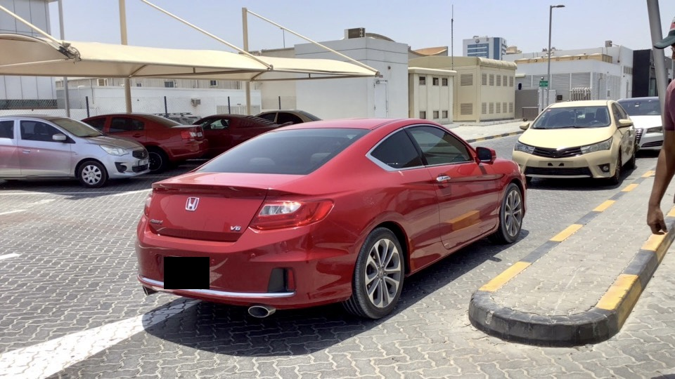 It's not a luxury or sports car, so it might come as a surprise that the honda accord is also the most stolen car in the united states. Used Car Honda Accord Coupe 3 5l 2014 For Sale Simply Car Buyers
