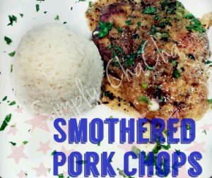 The BEST Smothered Pork Chop Recipe
