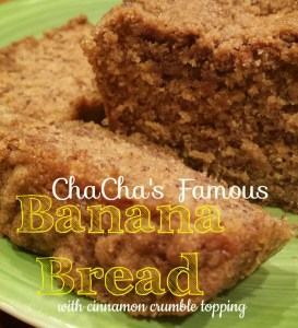 chachas famous banana bread