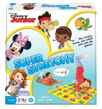 Holiday Gift Guide - Ages 2-4 Disney junior Super Stretchy Game