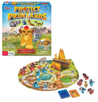 Holiday Gift Guide - Ages 2-4 Lion King Protect The Pridelands Game