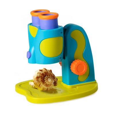 HOLIDAY GIFT GUIDE 2016 STEM TOYS FOR TODDLERS Educational Insights EI-5112 GeoSafari Jr. My First Microscope