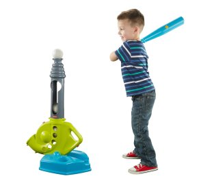 Holiday Gift Guide - Ages 2-4 FIsher Price Grow to Pro Triple Hit baseball