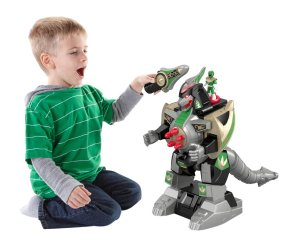 Holiday Gift Guide - Ages 2-4 FISHER PRICE Imaginex Power Ranger Dragonzord
