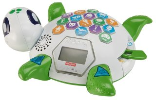 HOLIDAY GIFT GUIDE HOTTEST TOYS AGES 2-4 Fisher-Price Think & Learn Spell & Speak Sea Turtle
