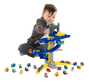 Holiday Gift Guide - Ages 2-4 thomas the train batcave set