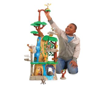 HOLIDAY GIFT GUIDE 2016 HOTTEST TOYS AGES 2-4 Just Play Lion Guard Training Lair Playset