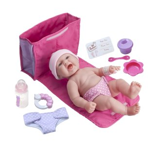 Holiday Gift Guide - Ages 2-4 LA Newborn 10 piece deluxe set