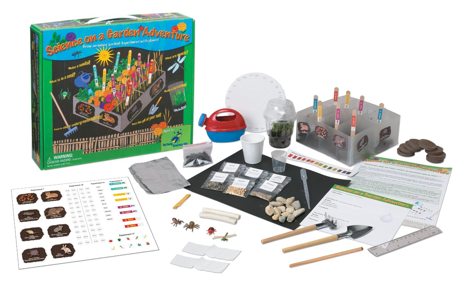 HOLIDAY GIFT GUIDE 2016 STEM TOYS FOR TODDLERS Nature Series: Science on a Garden Adventure