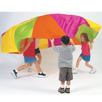 Holiday Gift Guide - Ages 2-4 play parachute