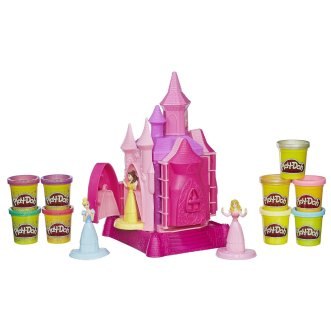Holiday Gift Guide - Ages 2-4 playdoh disney princess prettiest princess castle set
