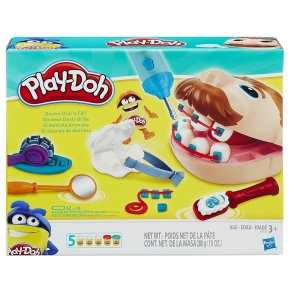 HOLIDAY GIFT GUIDE 2016 HOTTEST TOYS AGES 2-4 Play-Doh Doctor Drill 'n Fill Retro Pack