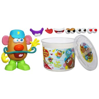 Holiday Gift Guide - Ages 2-4 mr potato head tub set