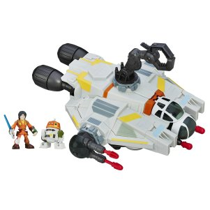 Holiday Gift Guide - Ages 2-4 Star Wars Galactic heroes the ghost
