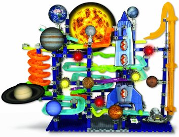 HOLIDAY GIFT GUIDE 2016 STEM TOYS FOR TODDLERS The Learning Journey Techno Gears Marble Mania Galaxy 2.0
