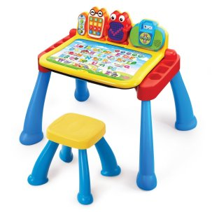 HOLIDAY GIFT GUIDE 2016 HOTTEST TOYS AGES 2-4 Touch and Learn Activity Desk Deluxe