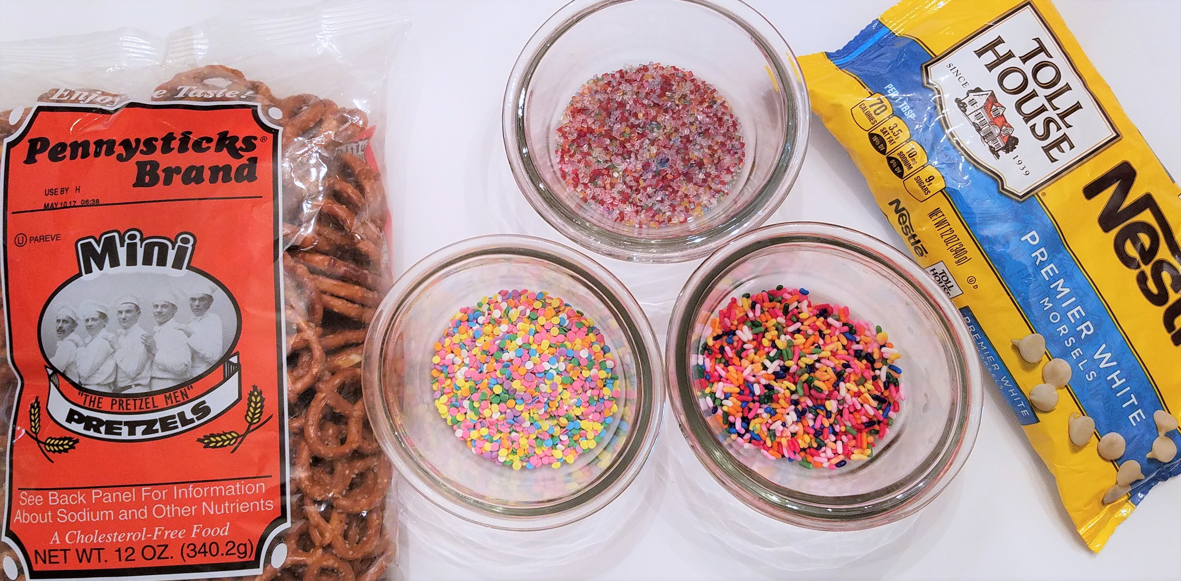 Chocolate covered pretzels What you need