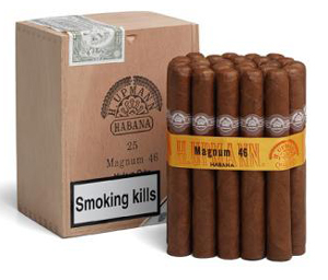 H. Upmann is a brand name of premium cigar, established on Cuba in 1844 and is among the oldest in the cigar industry.