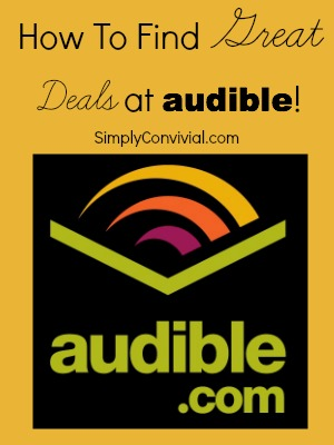 Get the most out of your Audible Membership with these tips and tricks!