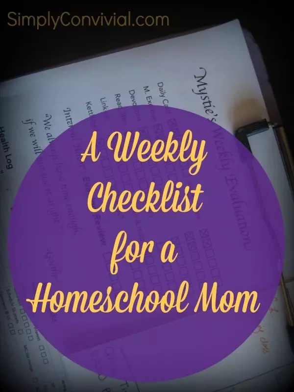 I have my own home and homeschool management clipboard and I'm ready to share.