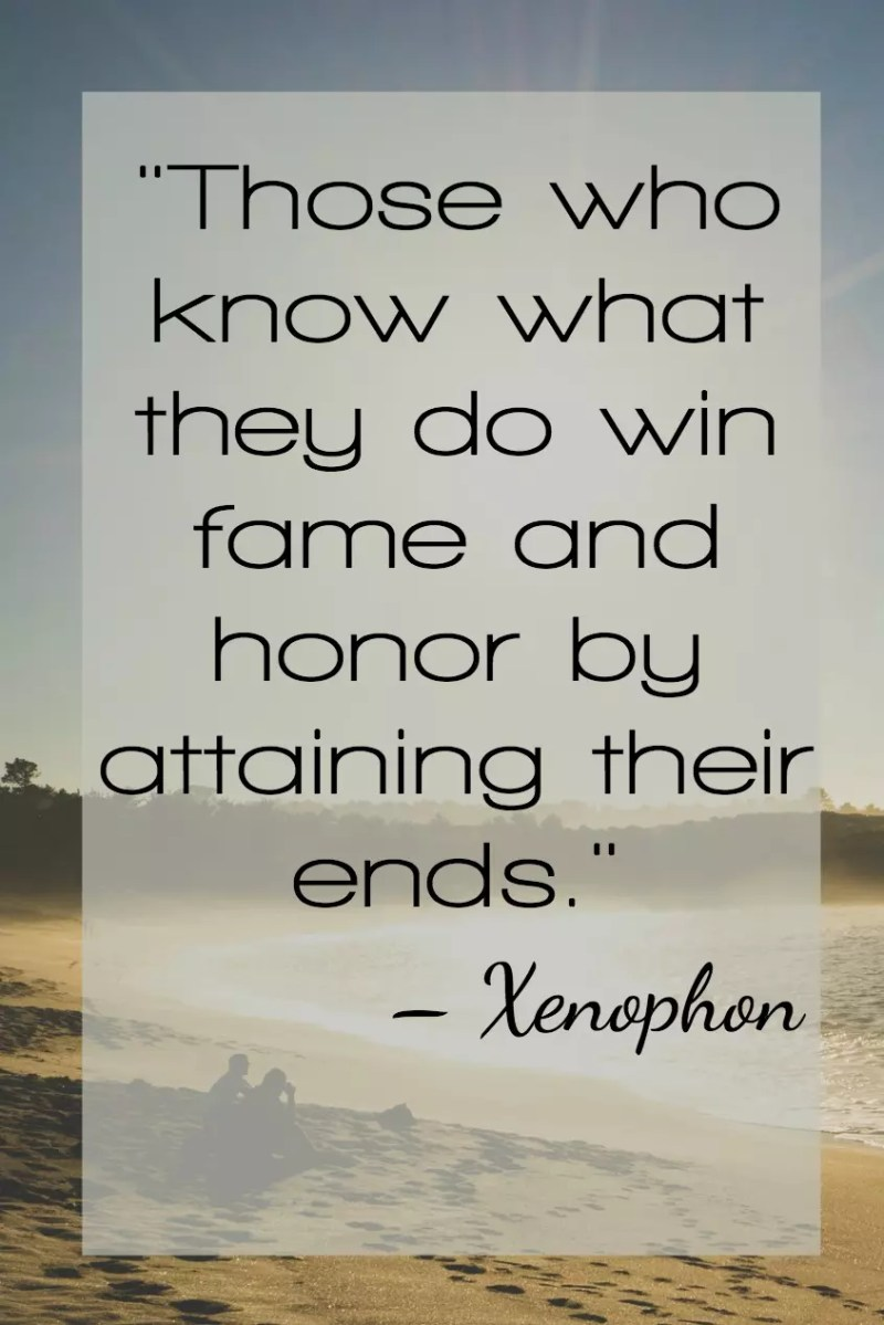 Those who know what they do win fame and honor by attaining their ends. –Xenophon– We need to know why we're homeschooling