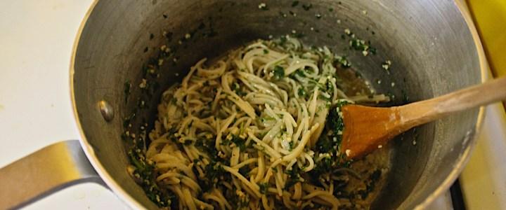 12-6: Seasoned Pasta Toss